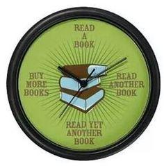 Reader's clock