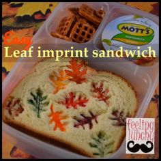 feeling a little lunchy: feeling a little imprinted