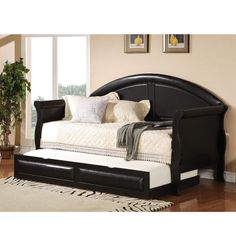 This'd be perfect in a guest room - when you don't have guests you can use it as a reading spot