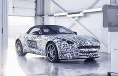 Jaguar F-TYPE melts hearts and moistens loins