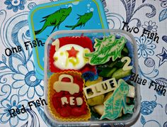 Dr. Seuss Day Lunch
