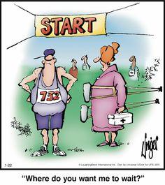 Senior Marathon