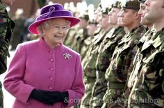 The Queen by The British Monarchy, via Flickr