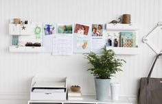 Bring organization to new heights with Martha Stewart Home Office  #marthastewarthomeoffice