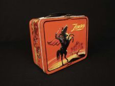 """""""Zorro"""" Lunch Box"""
