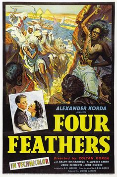 Four Feathers. (1939