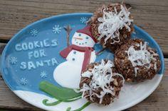 Almond Joy No-Bake Cookies Recipe! #cookie #recipes