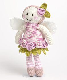 Free! - Girl's Rose Fairy Doll