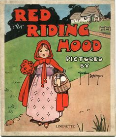 ''Red Riding Hood'' pictured by Gordon Robinson. S. Gabriel | eBay