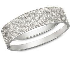 Glam #sparkle for your arm: #Swarovski Stone Bangle #wedding