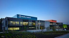 Seattle Children's Bellevue Clinic / NBBJ | ArchDaily