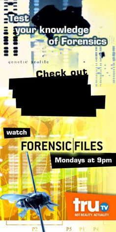 Free Forensic Science units for middle and high school. I think this would be fun since I often tell the boys about what I used to do before they were born.