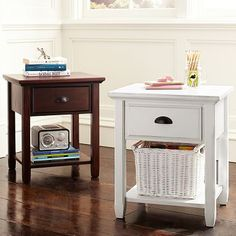 Chatham Bedside Table #pbteen
