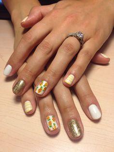 Shellac Designs on Pinterest | Summer Shellac Nails, Shellac M