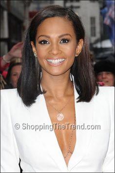 Brown Skin Natural Born Beauty Alesha Dixon