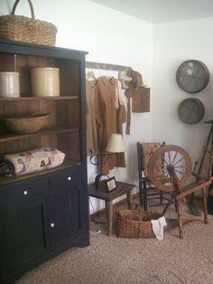 Primitive Living, Living Rooms Design