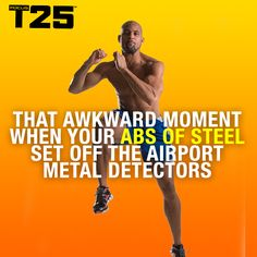 We're getting FIT! And now the TSA is a problem! ;) #FocusT25 #GetItDone #PushPlay  http://bit.ly/GETFOCUST25 dream