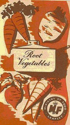 Leaflet - Root Vegetables