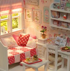 Nerea Pozo Art: 1/6 Scale Diorama 'Summer Candy'