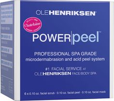 Ole Henriksen Power