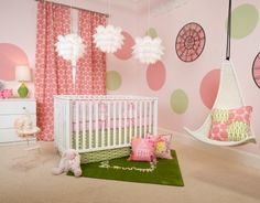Cuarto del beb on pinterest nurseries crib bedding and - Cuarto de bebe nina ...