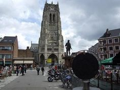 Basilica of Our Lady in Tongeren