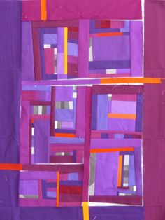 A Purplelicious Top - Quilt Matters