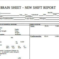 Nursing on pinterest nurse brain sheet medicine and nurses