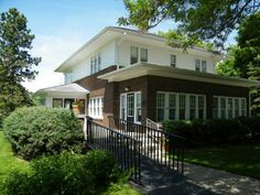Bess Streeter Aldrich House and Museum in Elmwood
