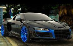 Audi R8 Toxic
