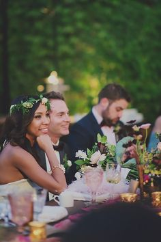 Photography: Our Labor Of Love - ourlaboroflove.com  Read More: http://www.stylemepretty.com/2014/08/04/elegant-bohemian-wedding-in-napa/