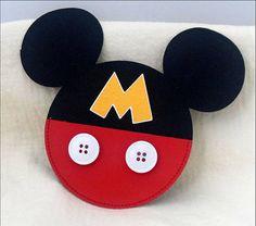 Mickey Invitation
