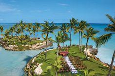 Wedding beach - Sanctuary Cap Cana, Punta Cana, Dominican Republic