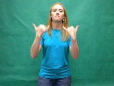 Born Again by Newsboys- ASL Song