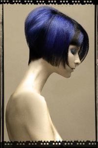 Funky Hair Color Award Winner