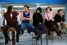 it is impossible not to love the breakfast club