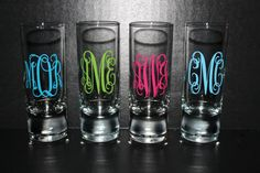 Hey, I found this really awesome Etsy listing at https://www.etsy.com/listing/119688061/personalized-shot-glass-assorted-designs