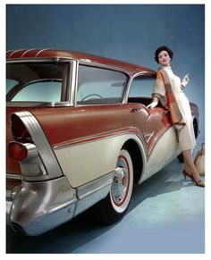 1957 Buick Century Caballero Wagon