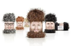 Funny!!! A highly cost-effective promotion for Rellana Hair®. Designed by Ogilvy & Mather Frankfurt
