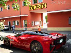 Ferrari P 4/5 .... Now we're talkin' !!!