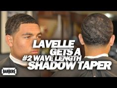 ▶ HOW TO: SHADOW TAPER #2 ON TOP / WAVE LENGTH TAPER FADE - HAIR CUT TUTORIAL - LEARN - HD - YouTube