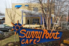 Sunny Point Cafe. The best biscuits and gravy!