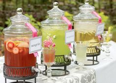 This beverage server sits in a beautiful iron base that sets it apart from others. You can also use it without the stand. via http://athomewithwillowhouse.tumblr.com/post/12780771859/we-are-having-a-damaged-box-sale-on-our-popular