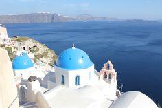 Week-13  Church@Santorini, Greece