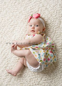 baby girl 3 months