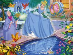 Cinderella Wallpaper - Cinderella Wallpaper (6496056) - Fanpop fanclubs
