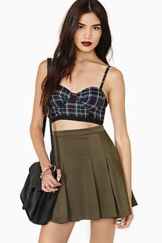 School's Out Bustier - Nasty Gal Fashion