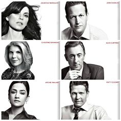 the good wife . exceptional cast and drives me nuts. But I love it!