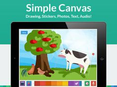 FREE app Dec 2nd: My Story - Book Maker for Kids for iPad  (reg 3.99)