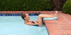 Dive In! Ab Workout For the Pool